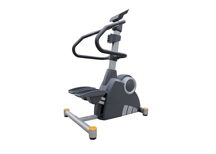 Deluxe Stationary Exercise Bike Commercial Gym Fitness Cross Trainer