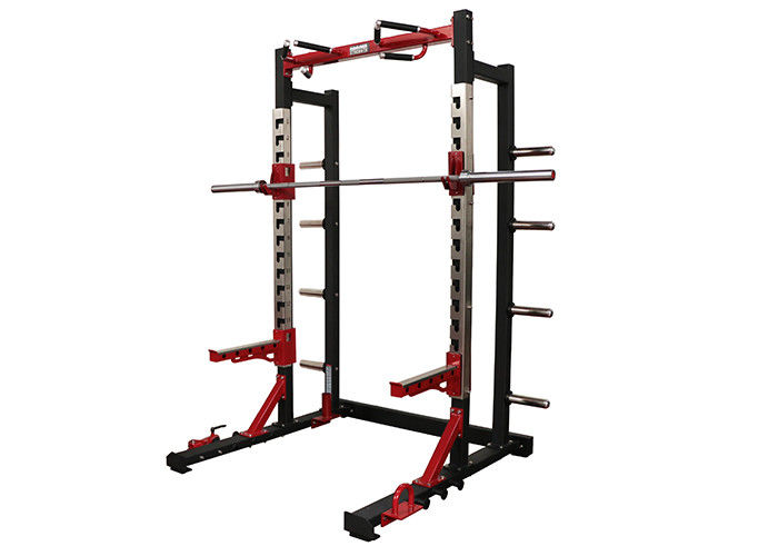 Multi Station Body Fit Commercial Power Squat Rack With Logo Customized